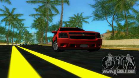 New roads Starfish Island for GTA Vice City third screenshot