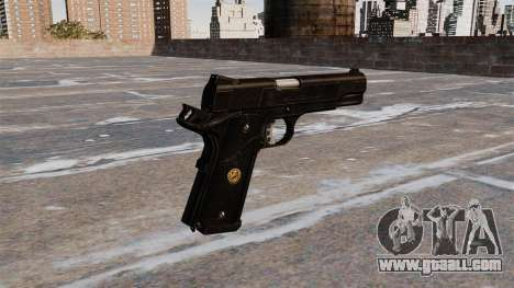 M1911A1 Pistol for GTA 4 second screenshot