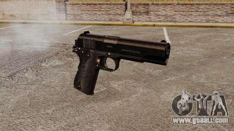 Colt M1911 pistol v1 for GTA 4