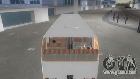 Autosan H9-21 for GTA Vice City right view