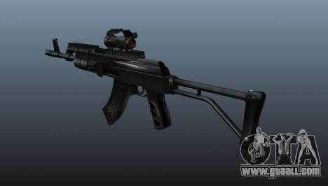 AK Sopmod 4 for GTA 4 second screenshot