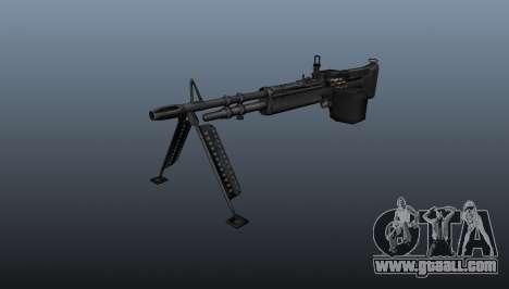 M60 general purpose machine gun for GTA 4