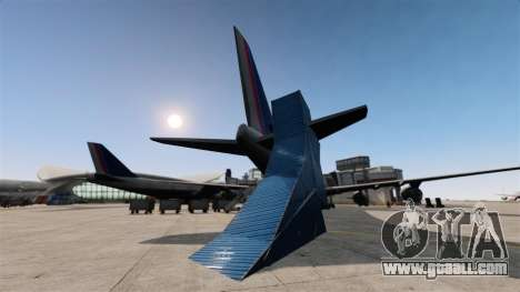 Stunt Park for GTA 4 forth screenshot