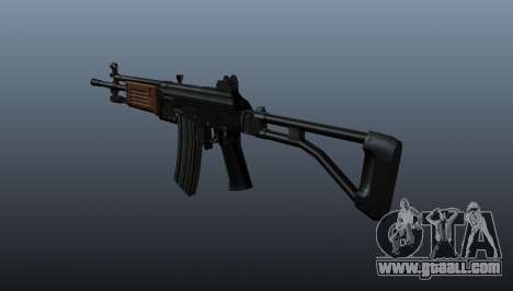 Automatic rifle Galil for GTA 4 second screenshot