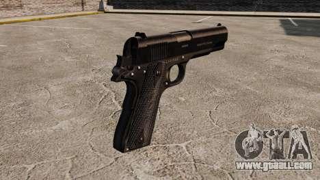 Colt M1911 pistol v1 for GTA 4 second screenshot