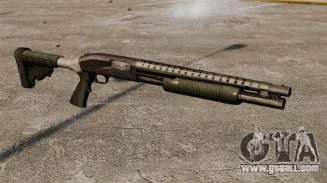 Pump-action shotgun Mossberg 590 for GTA 4