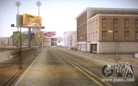 No traffic for GTA San Andreas second screenshot