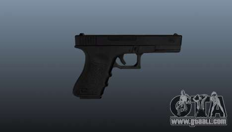 Glock 18 machine pistol for GTA 4 third screenshot