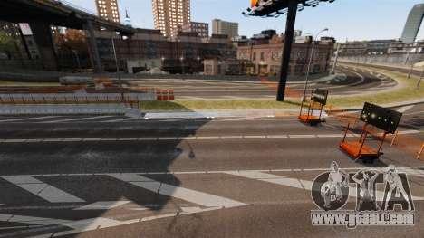 Street Race Track for GTA 4 forth screenshot