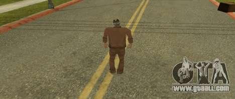 Skin Kelly from GTA Vice City Beta for GTA San Andreas second screenshot