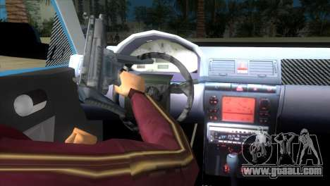 Seat Ibiza GT for GTA Vice City back left view