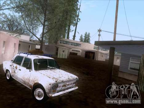 VAZ 21011 Cottage for GTA San Andreas