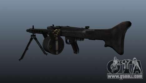 General-purpose machine gun MG-3 for GTA 4 second screenshot