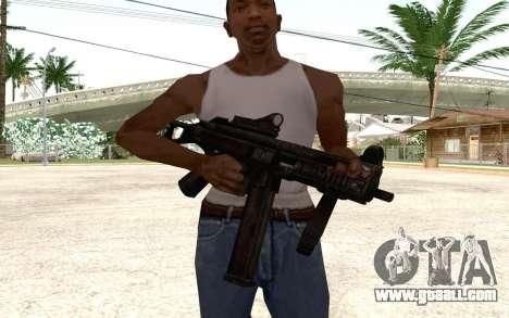 UMP 45 for GTA San Andreas second screenshot
