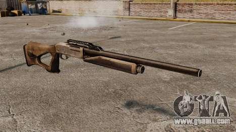 Shotgun E870 for GTA 4