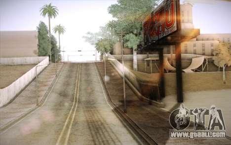 No traffic for GTA San Andreas third screenshot