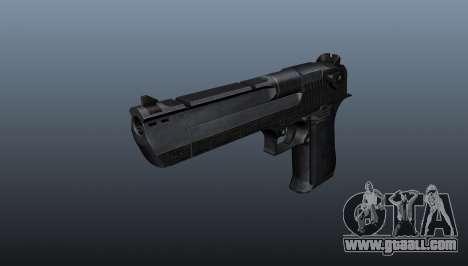 Desert Eagle Pistol for GTA 4