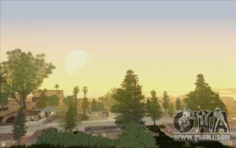 Behind Space Of Realities - Cursed Memories for GTA San Andreas