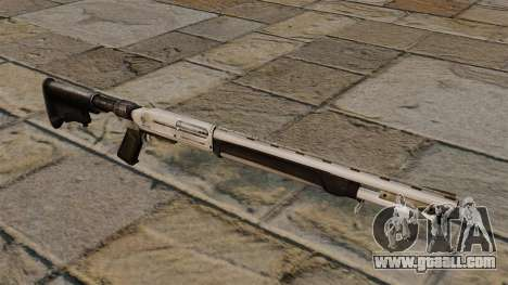 New pump-action shotgun for GTA 4