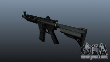 M4 Carbine EN4CR for GTA 4 second screenshot