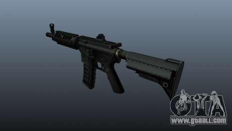M4 Carbine EN4CR for GTA 4 second screenshot