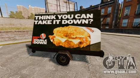 New billboards on wheels for GTA 4