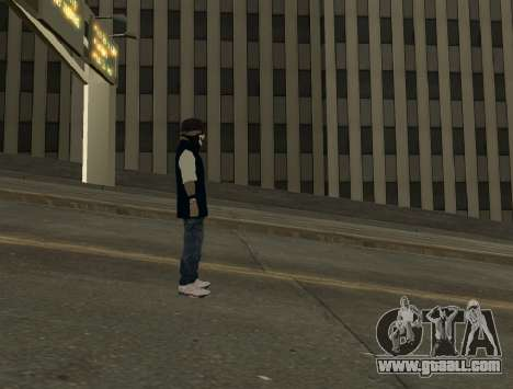 Vagos Skin Pack for GTA San Andreas sixth screenshot