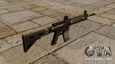 The LR-300 assault rifle for GTA 4 second screenshot