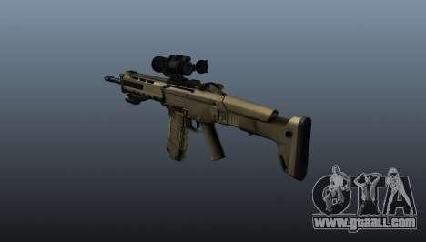 Magpul Masada Assault Rifle for GTA 4 second screenshot