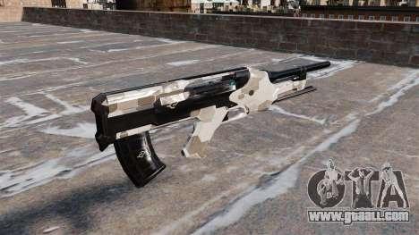 Feline submachine gun for GTA 4 second screenshot