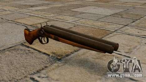 Sawed-off shotgun for GTA 4