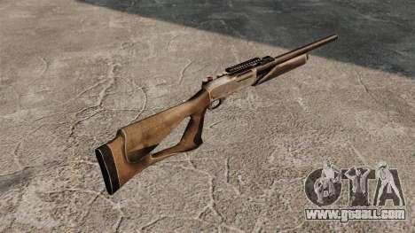 Shotgun E870 for GTA 4 second screenshot