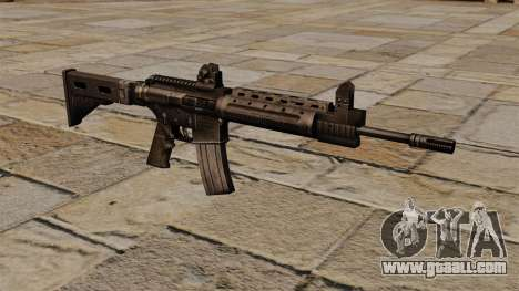 The LR-300 assault rifle for GTA 4