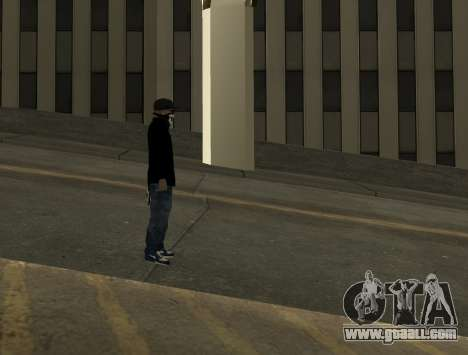 Vagos Skin Pack for GTA San Andreas fifth screenshot