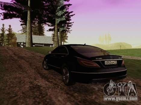 SA_RaptorX v1.0 for weak PC for GTA San Andreas fifth screenshot