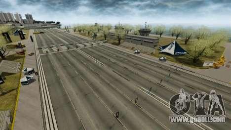 Euro Drag Strip for GTA 4