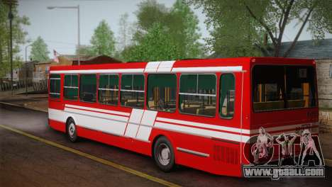 LIAZ 5256.00 Skin-Pack 1 for GTA San Andreas