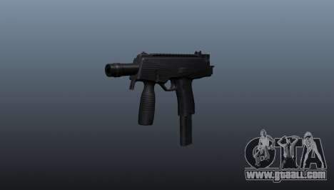 Automatic pistol TMP for GTA 4