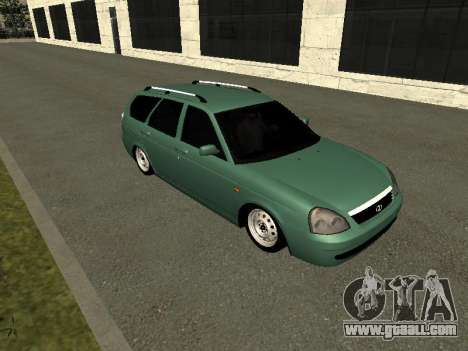 VAZ-2171 for GTA San Andreas right view