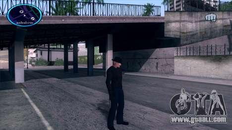 Freddy Krueger for GTA San Andreas second screenshot