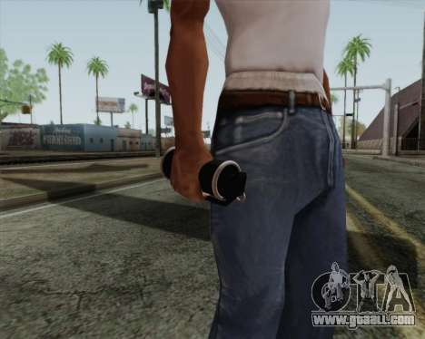 HD assault grenade for GTA San Andreas