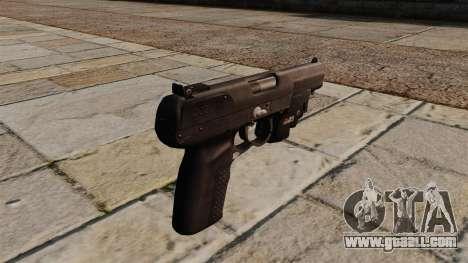 FN Five-seveN pistol for GTA 4 second screenshot