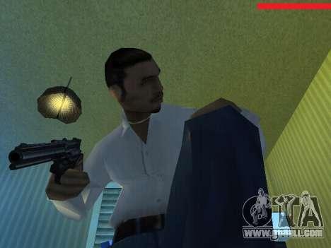 Colt Python for GTA San Andreas third screenshot