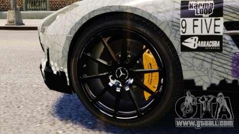 Mercedes Benz SLS AMG 2011 v3.0 [EPM] for GTA 4 side view