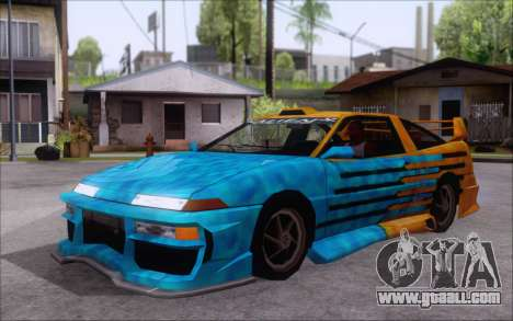 Uranus Fix for GTA San Andreas right view