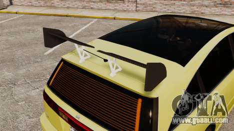 Extreme Spoiler Adder 1.0.7.0 for GTA 4 fifth screenshot