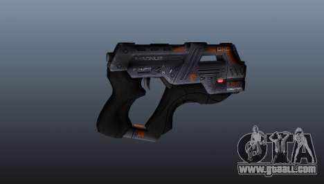 Gun M6 Carnifex for GTA 4 third screenshot