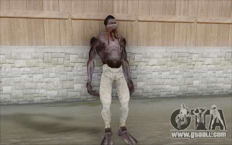 Mutated madžin for GTA San Andreas