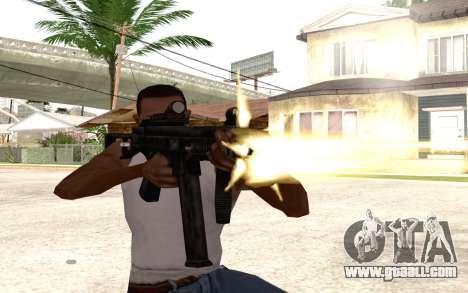 UMP 45 for GTA San Andreas third screenshot