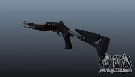 Shotgun M1014 for GTA 4 second screenshot